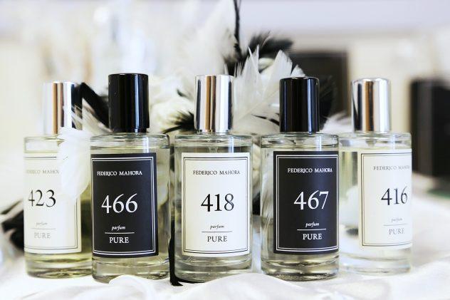 FM Group Parfum map