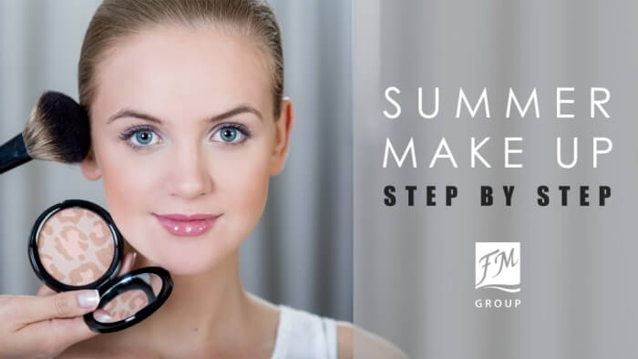Make up tips zomerse look fm group