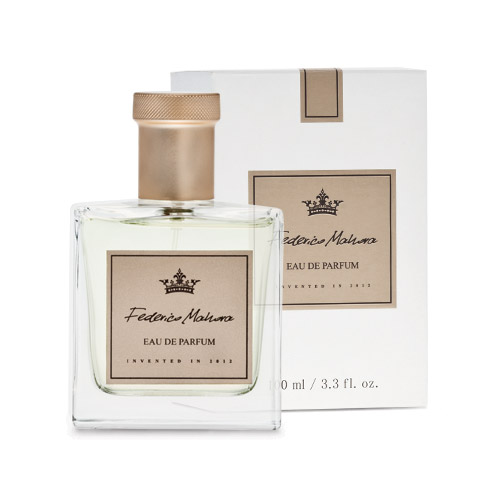 wit transparante parfum flacon