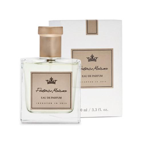 wit transparante parfum flacon